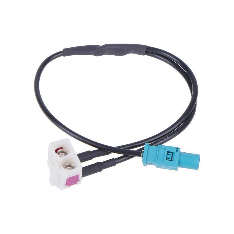 Antenne Adapter fit for VW Skoda Seat RNS 510 RCD DIVERSITY Verteiler Wireless