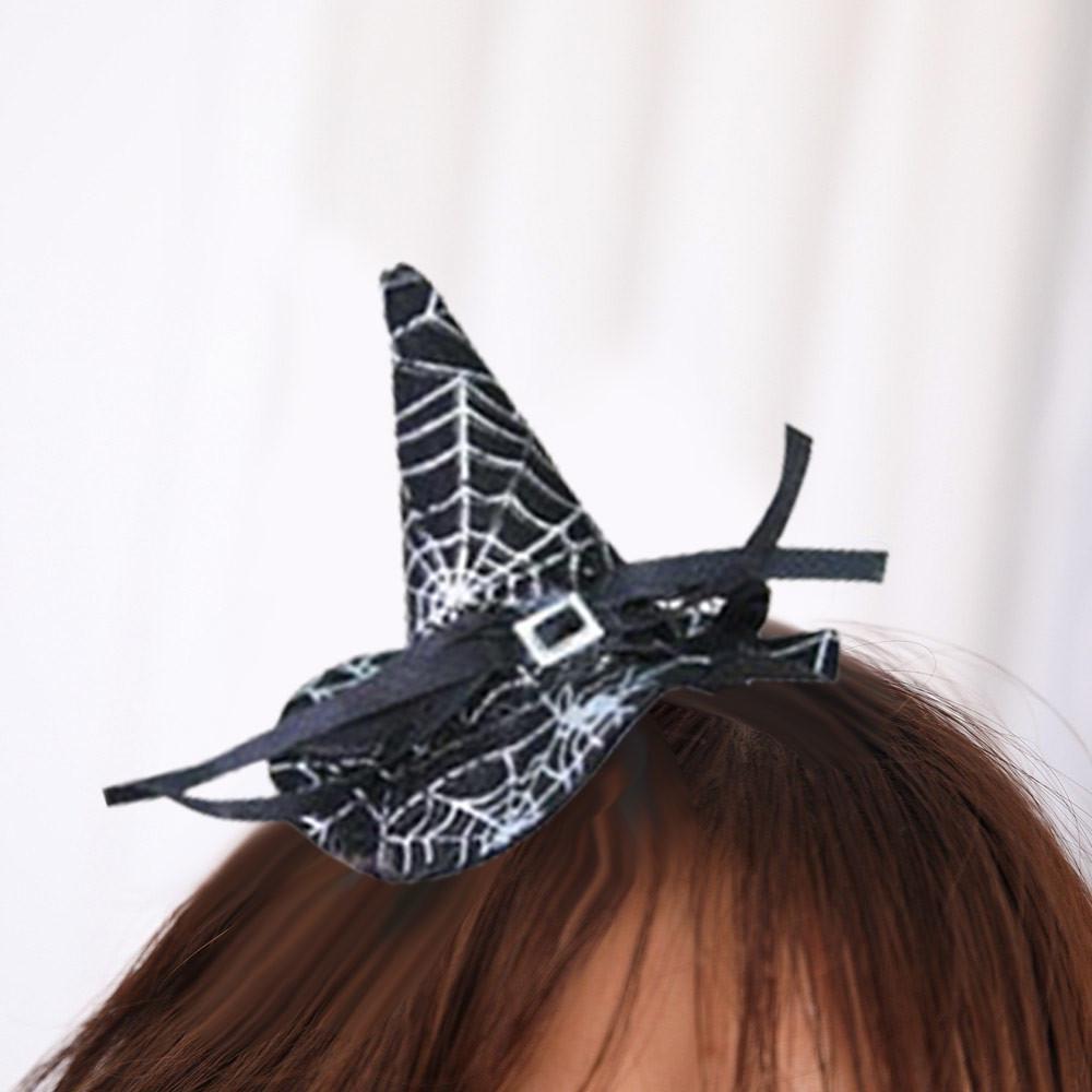 Halloween Headband Spider Props Carnival Hair Band Party Headwear Headdress LD