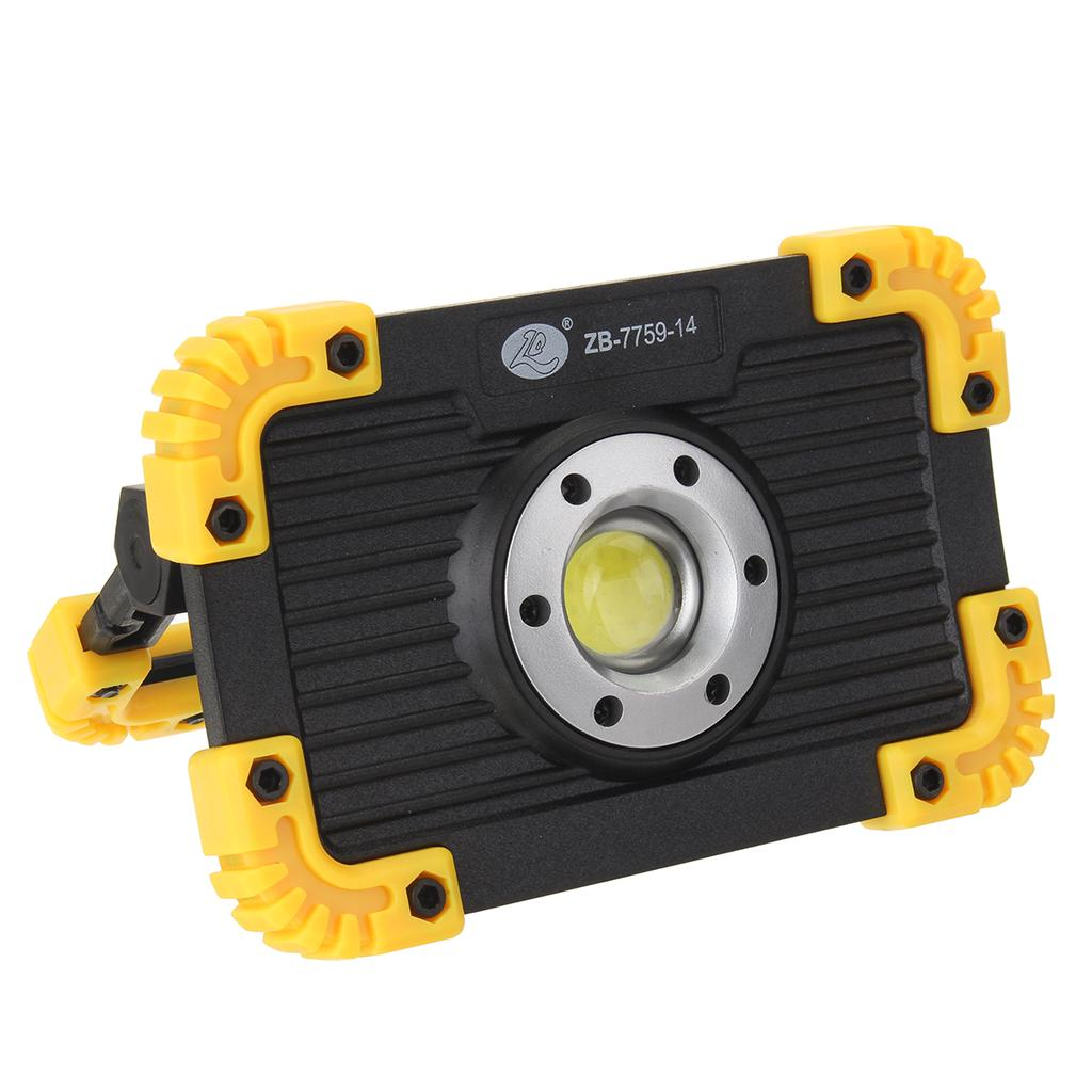 Details about  /350W Emergency Flood Lamp LED COB Work Light Floodlight USB Rechargeable US *n
