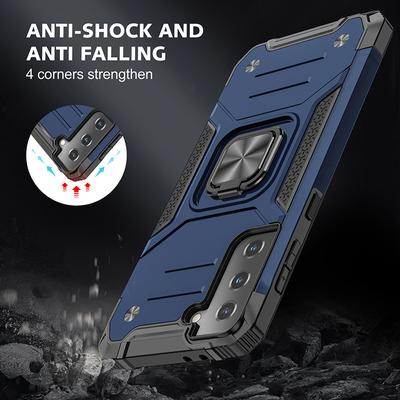 Anti-Shock Case for Samsung Galaxy S21 Ultra S20 Plus S10 S8 S9 Note 20 A12 A32 A52 A72 A51 A31 A21S A21 A11 M31 M21 A02 A02S Redmi 9t 9a 9c Note 9 8