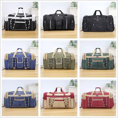 Travel Luggage Duffle Bag Lightweight Portable Handbag Nuts Large Capacity Waterproof Foldable Storage Tote