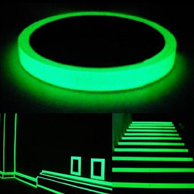 Glow In Dark 1PC Luminous Tape High Quality Night Vision Wall Sticker Self Adhes