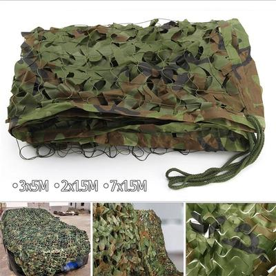 3m x 4m Army Camouflage ting Hunting Shooting Camping Woodland Camo Hide