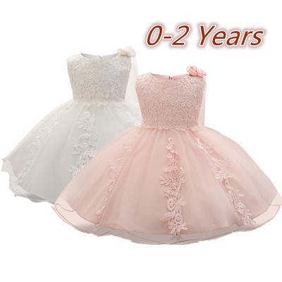 2pcs Baby Girl/'s Suits Vintage Tolddler Rose Printed Princess  Party Dresses uk