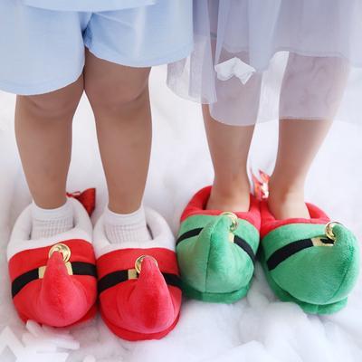 Cystyle Fliege Pantoffeln Damen Mädchen Fleece Warme