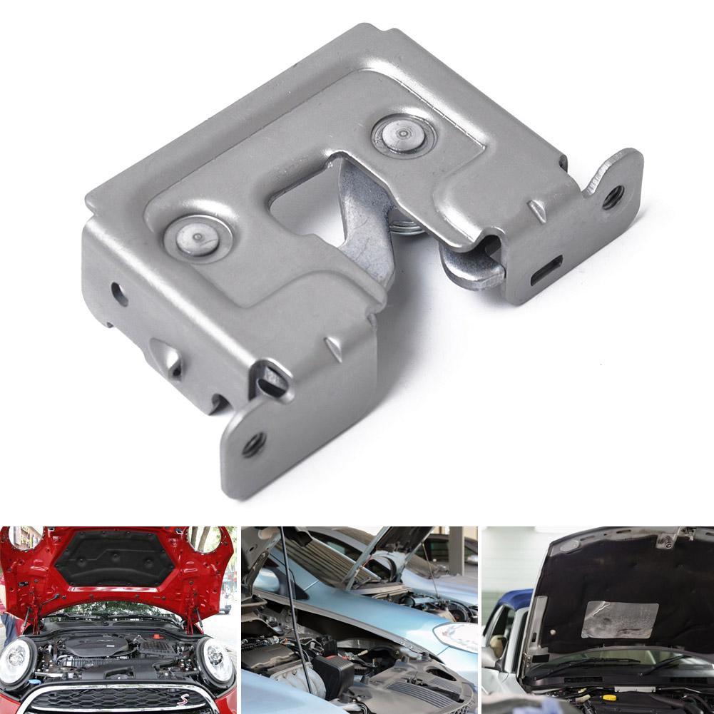 BMW 5 6 Series X1 X3 E60 E61 E63 E64 E84 E83 Bonnet Catch Lock with Actuator !