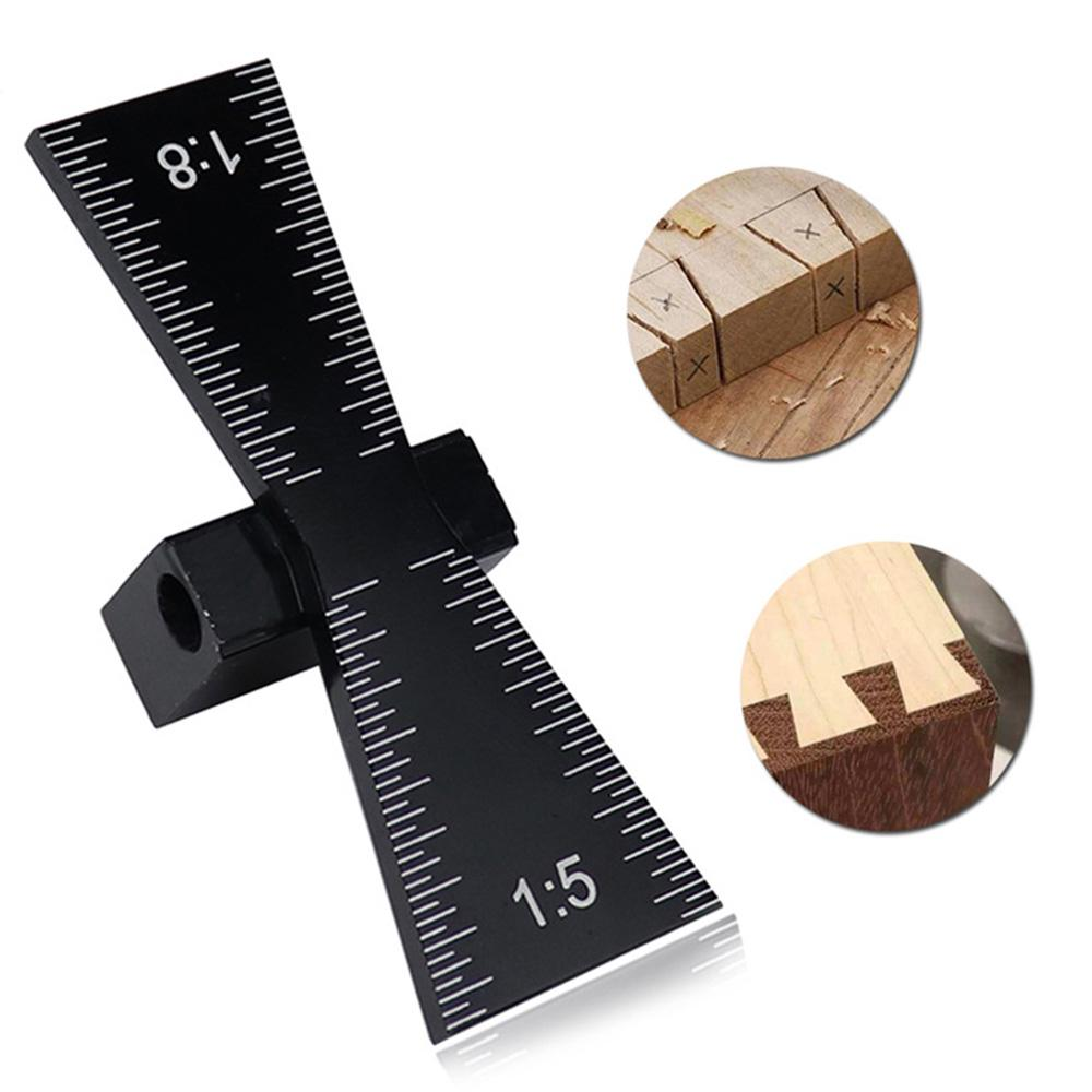 Dovetail Jig Marker Honing Guide Gauge Slopes Router Table Saw Woodworking Tool