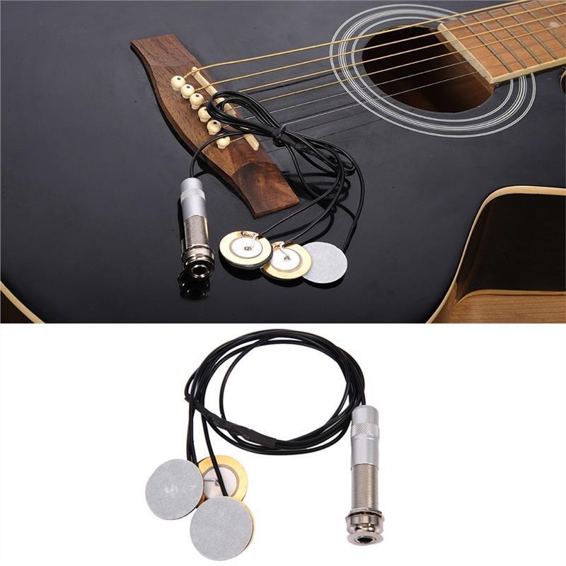 Mini Akustik Konzertgitarre Pickups Gitarre Pickups Wandler für ...