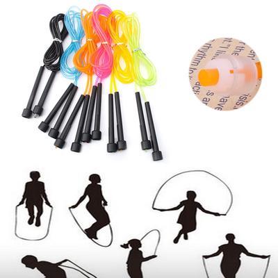 Enfants Sauter Corde avec compteur sauter fitness exercice jouet poignées en mousse