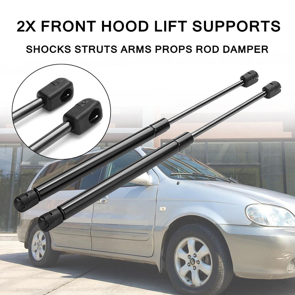 1 FRONT HOOD LIFT SUPPORT SHOCK STRUT ARM PROP ROD DAMPER