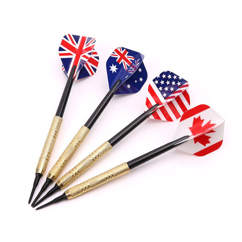 Quality Professional Durable Electronic Dart Plastic Soft Tips Spots Needle