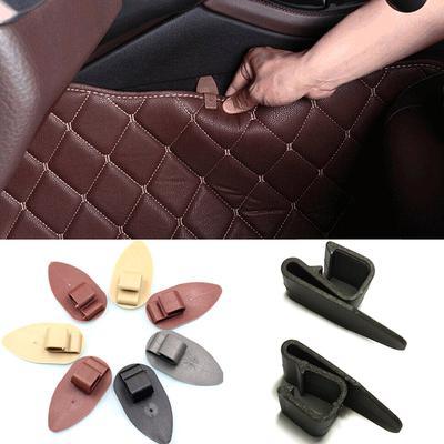 8Pcs Practical Clamps  Auto Grips Car Clip Floor Mats Anti-Slip Carpet Fixing