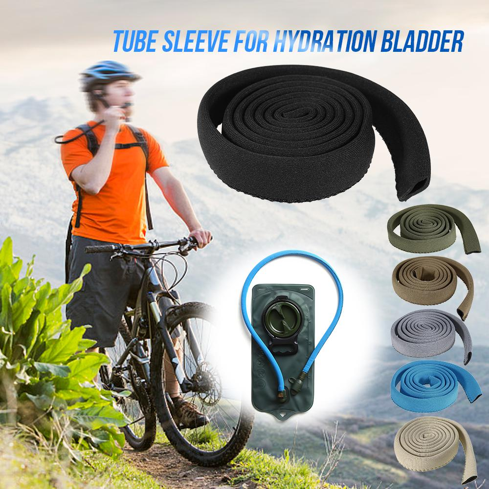 Details about  /Pipe Outdoor Hydration Water Drink Tube Cover Insulation Sleeve Hose Cover