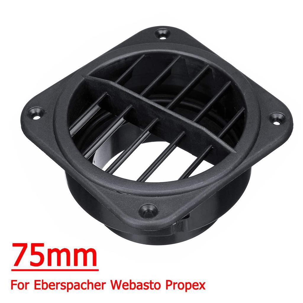 Auto Car Heater Ducting Luftauslass Luftausstr/ömer Auto Zubeh/ör decaden 75MM Auto Luftauslass Auto Warmluftauslass Auto Luftauslass