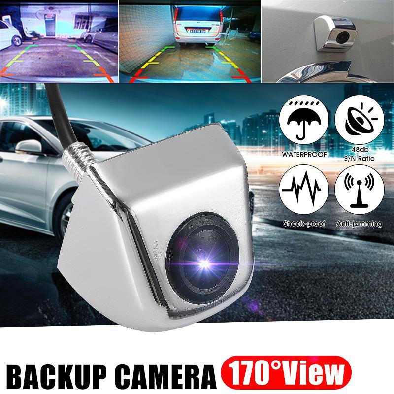 170 Grad Auto SUV Rückansicht Parken HD Kamera wasserdicht NTSC-System schwarz