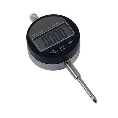 0-25mm Electronic Micrometer Head Support Unit Convert 0.001mm Digital Micrometer Head,Micrometer Head Probe