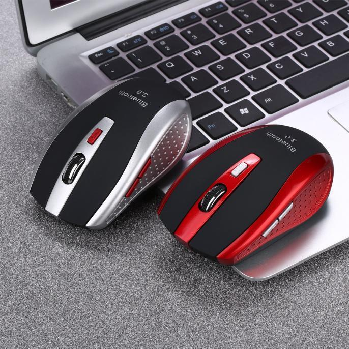 For Pc Laptop Wireless BT 3.0 6D 1600Dpi Optical Gaming Office Mouse Mice New