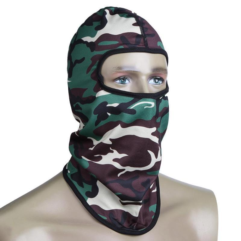 Jagd Caps Taktische Full Face Maske Haube Balaclava Mützen Caps Camouflage Jagd Hut Winter Neck Warme Kopfbedeckung Masken Schal Reisen