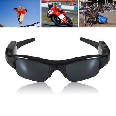 73f3a2179e39a HD 720P Camera Glasses Hidden Spy Video Recorder DVR Eyewear Sunglass  Camcorder