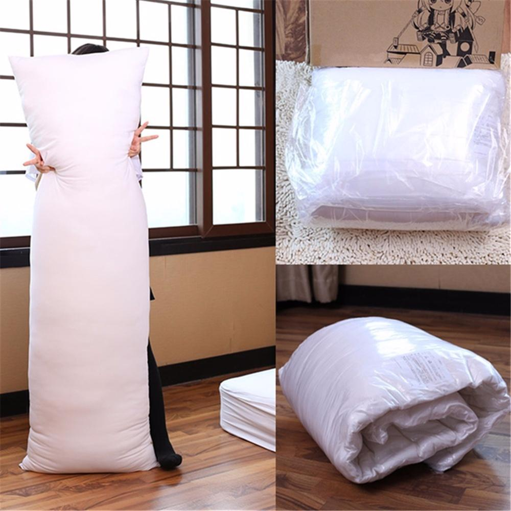 150cm x 50cm Anime Dakimakura Long Hugging Pillow Inner Body Cushion PP Cotton