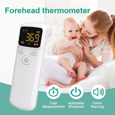 Digital Infrared Forehead Thermometer, Non-Contact for Adults and Kids