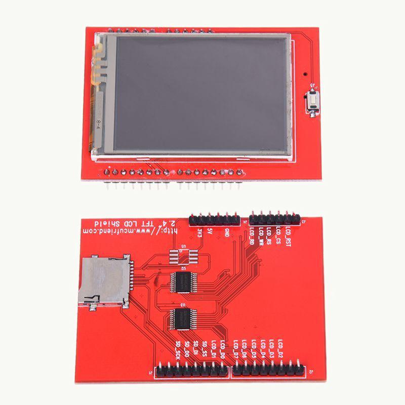 2.8 inch 240×320 18bit TFT SPI ILI9341 With Resistive Touch Screen LCD Arduino