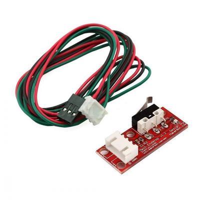 3PCS 3D Printer Mech Endstop Switch For RepRap Makerbot Prusa Mendel RAMPS1.4 AL