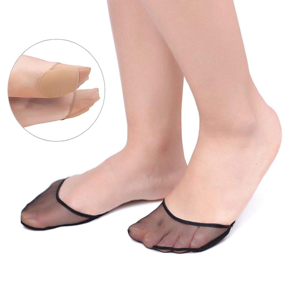 Details about  /Dress Pain Forefoot Invisible Insole Foot Care High Heel Silicone Massage Mat 6T