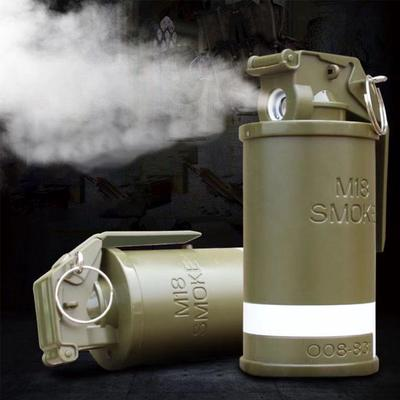 M81 Smoke Gel Blasting Toy Torch Accessories Sound And Light Toys Air Humidifier Child Toy