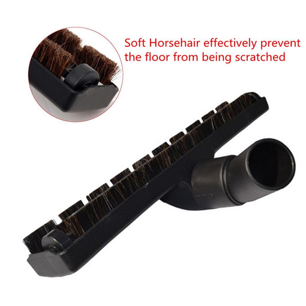 """12/"""" 32mm Dust Brush Head Tool Vacuum Cleaner Attachment 360°Floor Replace UTCA"""