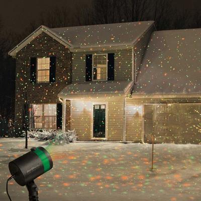 Sun Star Projector Laser Light Show