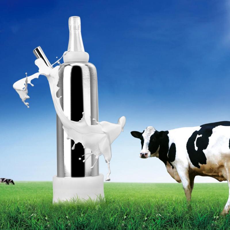 Electric Milking Machine Farm Cow Pulse Controller Upgraded Head Milk  !