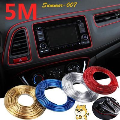 Telo copriauto 1 coppia copri tubo di scarico trim argento per Mercedes Benz GLC C E-Class C207 Coupe 14-17 Colore : Argento