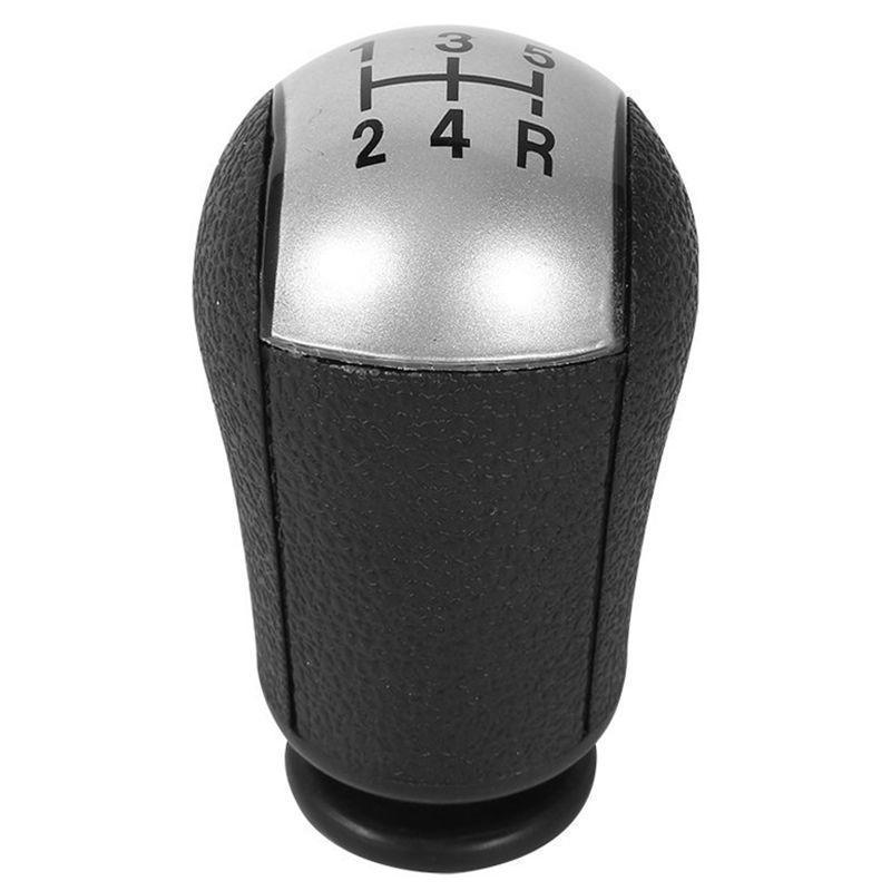 Soufflet de levier vitesse noir//gris ad pour FORD S-MAX 2006--/>