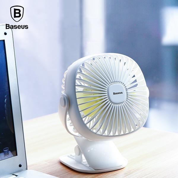 Fan Portable Small Fan Rechargeable Dormitory Desktop Silent Fan Outdoor Handheld Personal Fans Mini Portable Cooling Fan