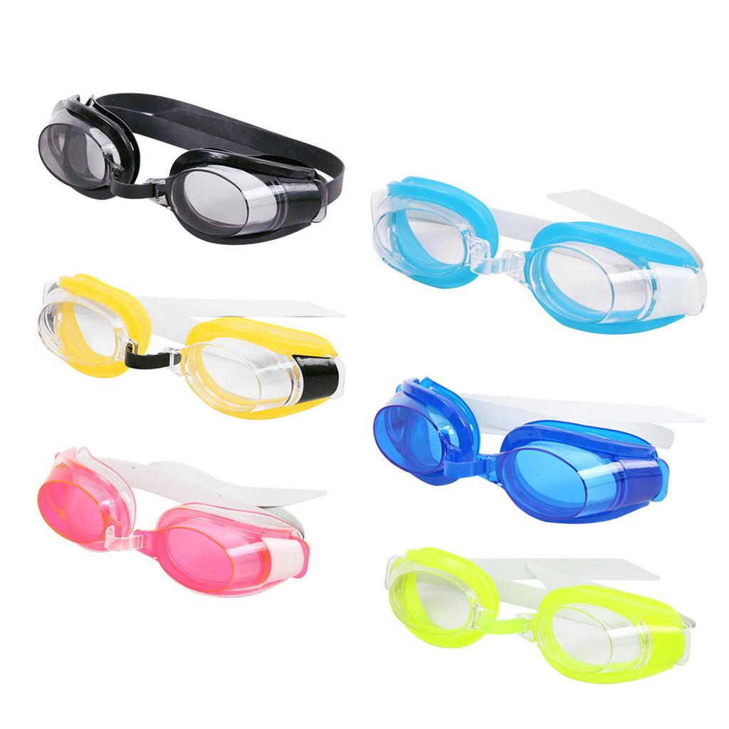 Details about  /1pc Swimming Glasses Fog Proof Lightweight Premium Swimming Goggles for Kids