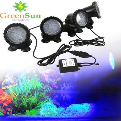 GreenSun LED Lighting 6W LED Aquarium Beleuchtung Aquarium