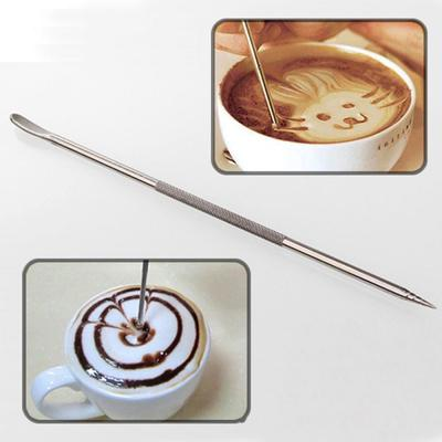Hot New Coffee Latte Stainless Steel Tool Espresso Machine Cafe Kitchen CN