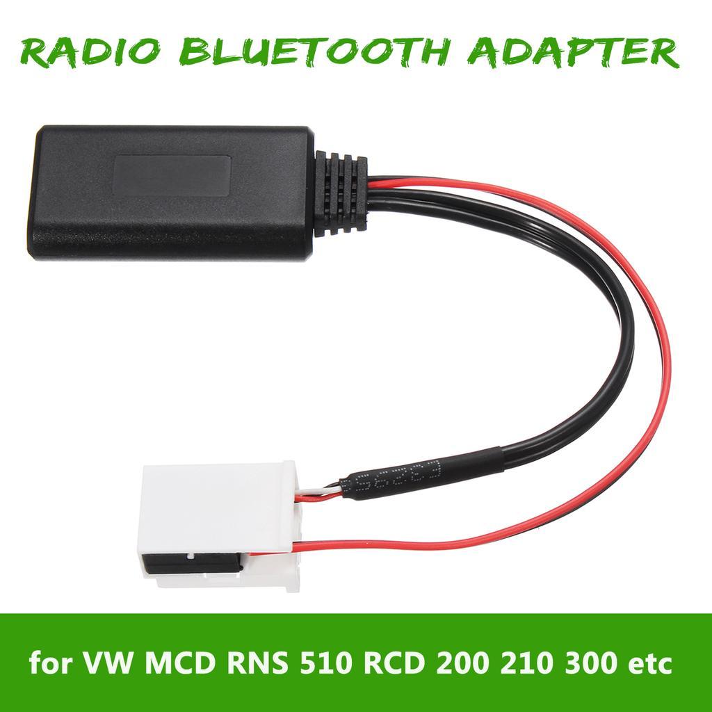 VW RCD 510 MDI USB Cable de interfaz de medios de plomo en Adaptador