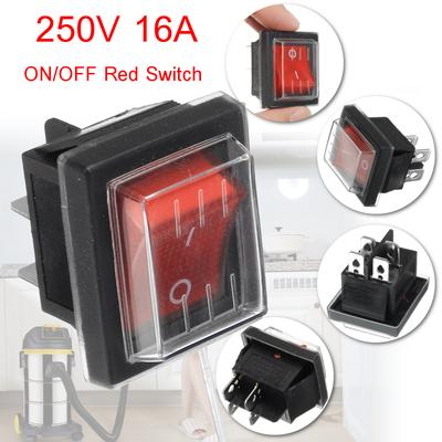 KLD-28A Waterproof Magnetic Switch Explosion-proof Pushbutton Switches 220V IP55