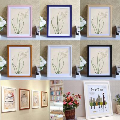 Decoración de la habitación 18 x 24 pulgadas madera cartel cuadro ...