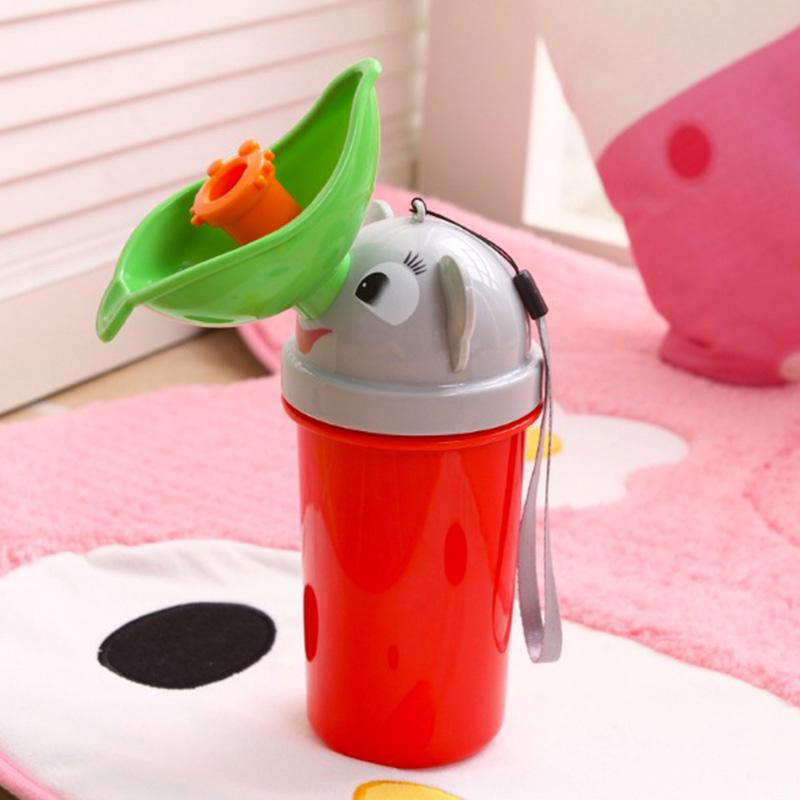 Portable Baby Child Potty Urinal Toddler Potty Training For Camping Car Travel