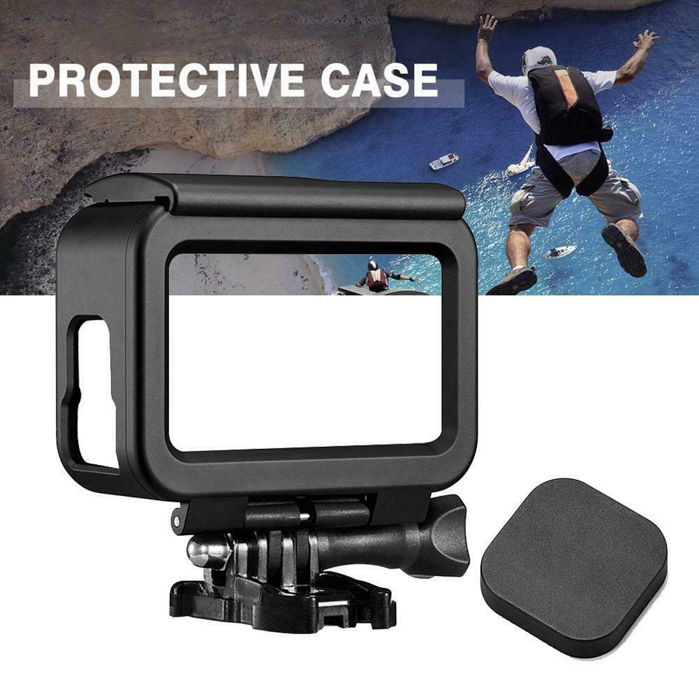 Aluminum Frame For   HERO9 Mount Housing Border Protective Shell Case Cover
