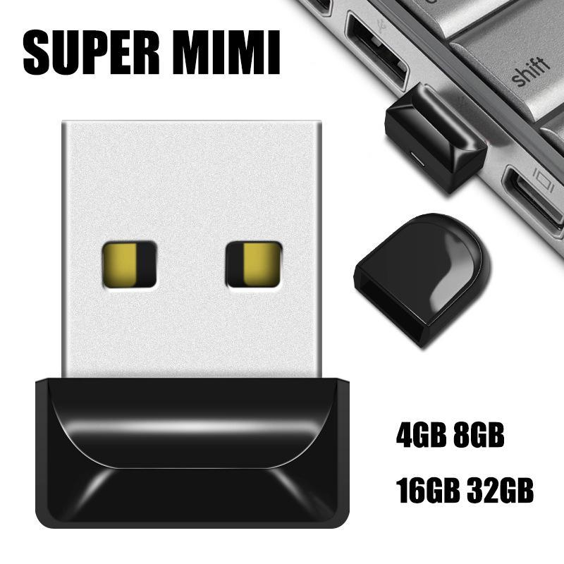4 ГБ 8 ГБ 16 ГБ 32 ГБ водонепроницаемый мини-USB флэш-диск U 2.0 диск памяти фото