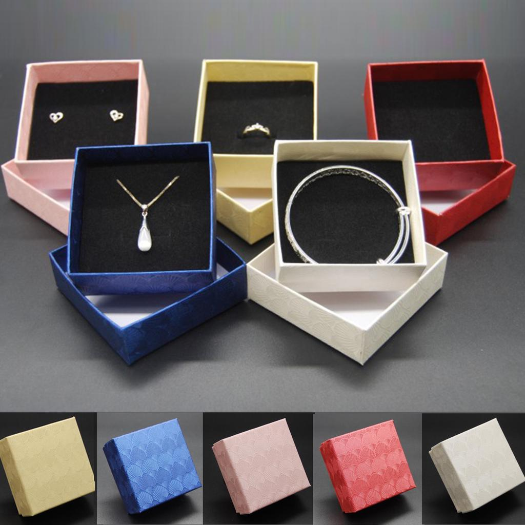 Cute Cartoon Turtle Small Jewelry Protector Case Wedding Ring Storage Gift Boxes