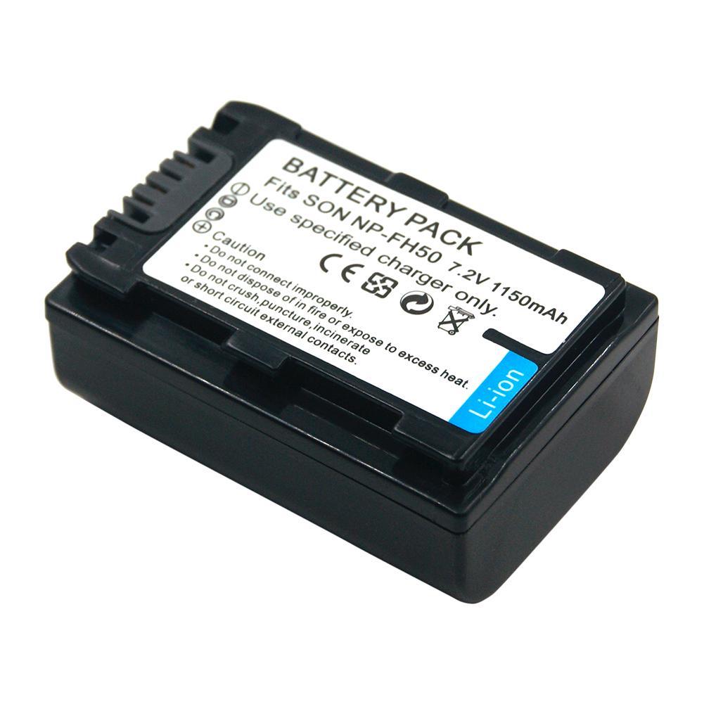 7.2v Batería Para Sony HDR-CX6 HDR-CX7 HDR-CX11 HDR-CX12 HDR-CX100 HDR-CX105