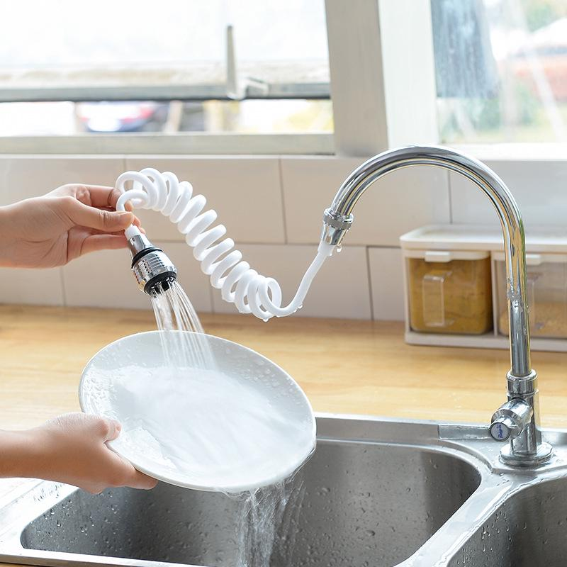 Главная Кухня Расширение шланг может быть растягивается пены душ Кран Extender – купить по низким ценам в интернет-магазине Joom