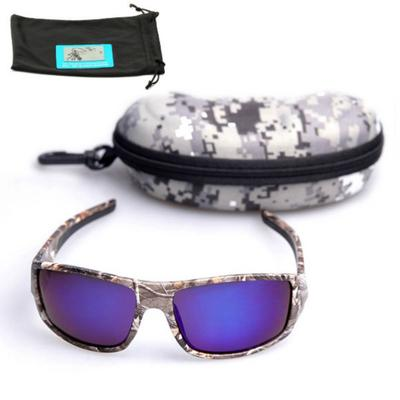 Polarizado Casual deportes gafas de sol de Golf pesca caza camuflaje ...