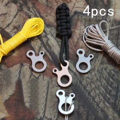 2PCSEDC Pocket  Shiv Zipper Blade Military Mini Survival Self Defence NICE