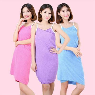 0a82236441 Bath Towel Fashion Lady Girl Wearable Fast Drying Magic Bath Towel Beach  Spa Bathrobes Bath Skirt